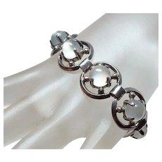 Excellent Deco Moonstone Bracelet