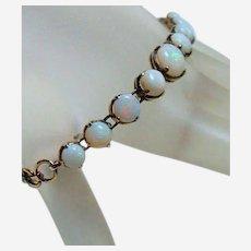 Vintage Opal Bracelet