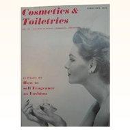 Cosmetics & Toiletries Magazine February 1953  with Vintage Advertising