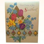 Happy Easter Sweetheart