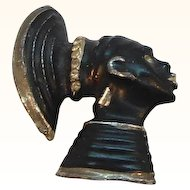 Vintage Blackamoor Brooch