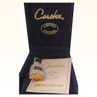 Vintage Carolee Limited Edition Celebrate Champagne Bottle Brooch