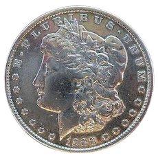 United States Silver Dollar Morgan Coin 1888