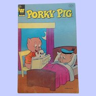 Porky Pig  Comic Book #107 Warner Bros Inc 1982