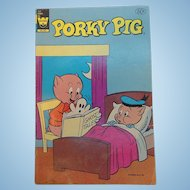Porky Pig  Comic Book #107 Warner Bros Inc 1982