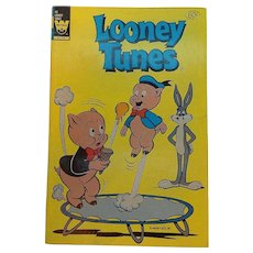 Looney Tunes Comic Book #45 Warner Bros Inc 1982