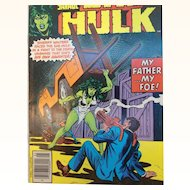 The Savage She Hulk Comic Book, Marvel Comics Group 1980