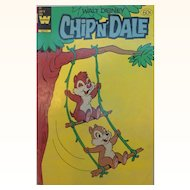 Walt Disney Chip N Dale Comics Book No. 82  1984