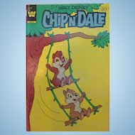 Walt Disney Chip N Dale Comics Book No. 82  1984