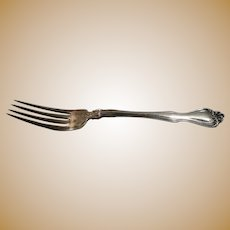 Westmoreland George and Martha Sterling Silver Dinner Fork