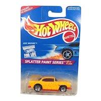 Mattel Hot Wheels 1995  Splatter Paint Series MIP