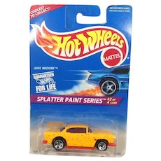 Mattel Hot Wheels 1995  Splatter Paint Series MIP