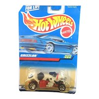 Mattel Hot Wheels 1997 Grizzlor MIP