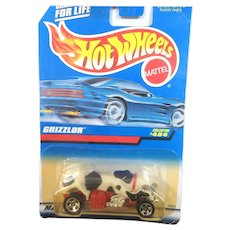 Mattel Hot Wheels 1997 Grizzlor MIP