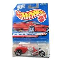 Mattel Hot Wheels 1997 Salt Flat Racer MIP