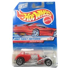 Mattel Hot Wheels 1997 Salt Flat Racer MIP