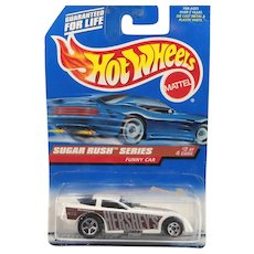 Mattel Hot Wheels Sugar Rush Series Hersheys 1997 MIP