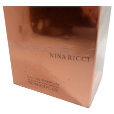 Vintage Premier Jour Nina Ricci Sealed Box 100 ML 3.3 oz
