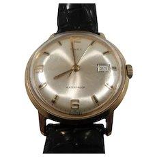 Timex Mens Waterproof Wristwatch  Not Working