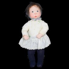 "Dianne Dengel 17"" Bunky Baby Doll Marked"
