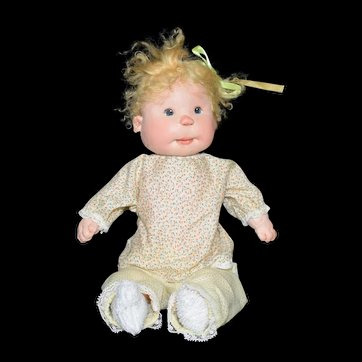 "Dianne Dengel 12"" Bunky Baby Girl Doll Early Piece"