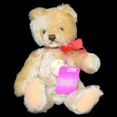 Steiff Original Teddy Bear Mohair Jointed 0201/26 Austria NWT Sailor c1970