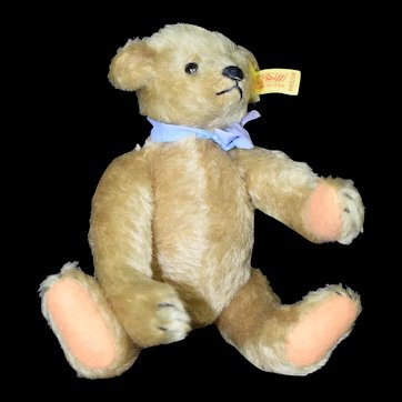 Steiff Original Replica Tan Bear Fully Jointed 0155/26 c1980