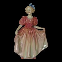 """Vintage Royal Doulton Figurine """"Sweeting"""" HN1935 MP - Perfect 1935"""