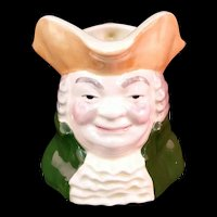 Staffordshire Character Jug Squire Made in England