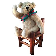 Rare Artist Chester Freeman Intellectual Teddy bear