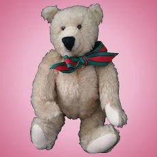 Rare Artist Rev Chester Freeman fully jointed Teddy Bear
