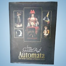 Theriault's Auction Book From the Golden Age of Automata Private Collection of Christian Bailly  2004