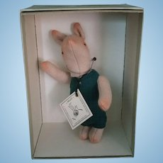 R. John Wright Piglet Doll Winnie The Pooh Collection # 80/1000