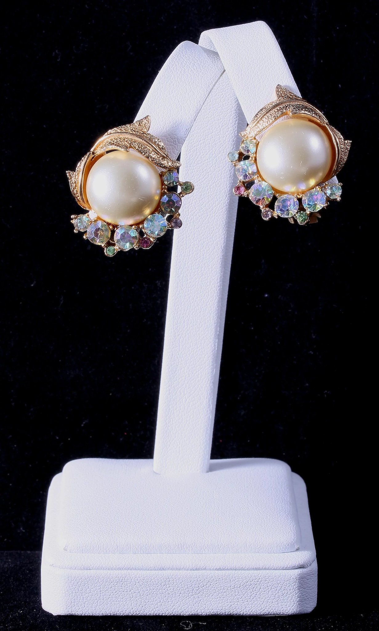 earrings pearl giant p asp
