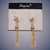Vintage Napier Gold Tone