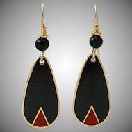 "Laurel Burch ""KI"" Earrings"