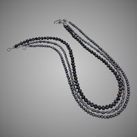 3-Multi-Strand | Multi-Color | Cultured Pearls