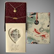 1940's | Girl's Jewelry Gift Set