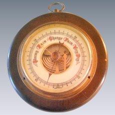 Vintage Barometer German