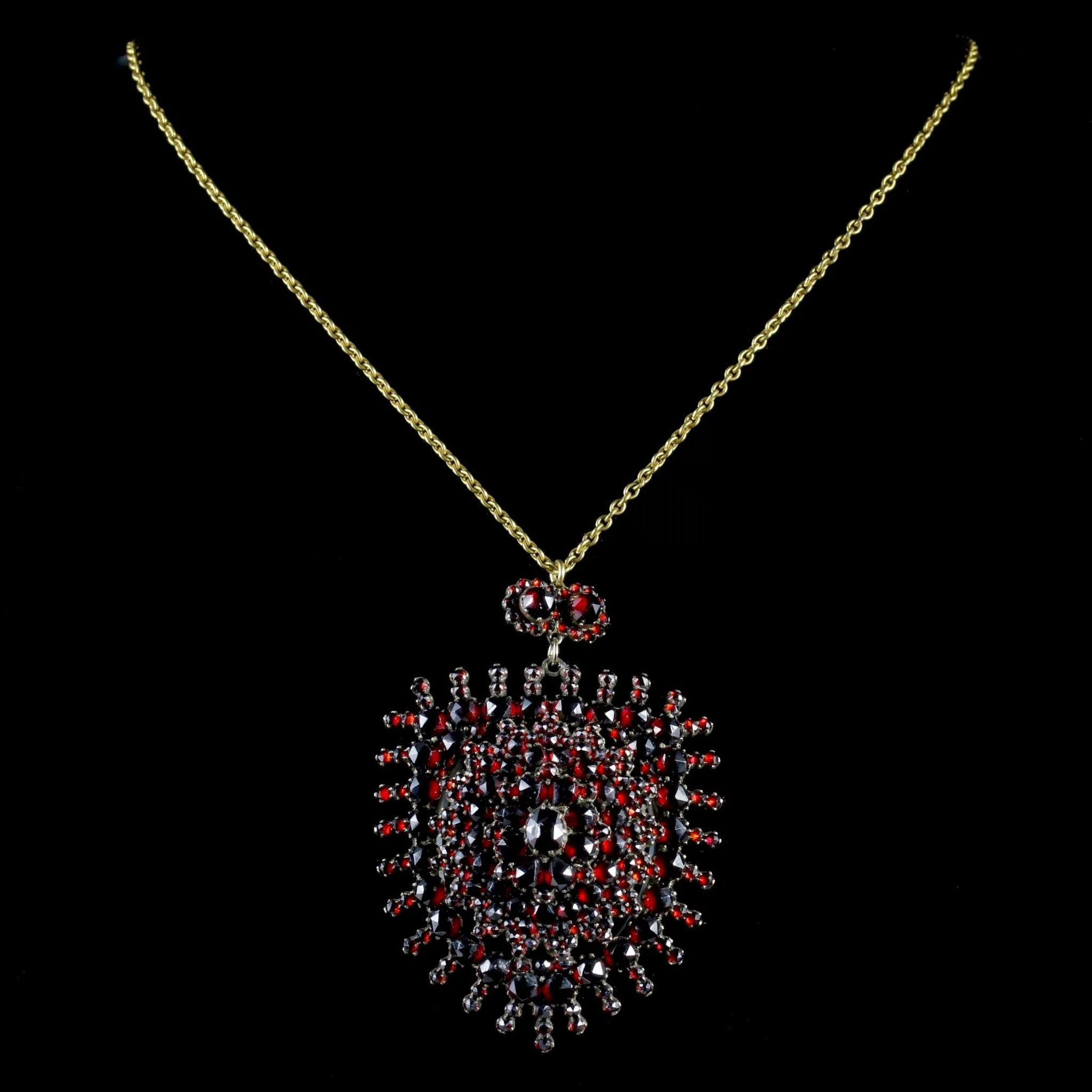 products artisan and shellie topaz pendant david artistic necklace gold designer blue garnet