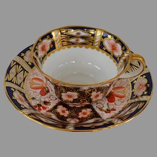 Early 2451 Royal Crown Derby Cup saucer