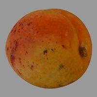 Antique Italian Stone Fruit Apricot or Small Peach