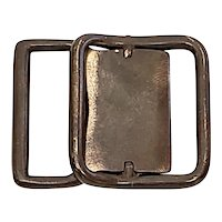Vintage Tiffany & Co  Sterling Silver Belt/Sash Buckle