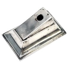 Vintage Sterling Silver Cigar/Cigarette Cutter by The Merrill Shops