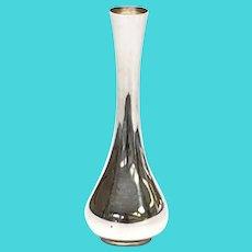 Vintage Tiffany & Co Sterling Silver Bud Vase