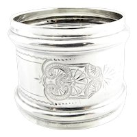 Gorham Stering Silver Napkin Ring Holder