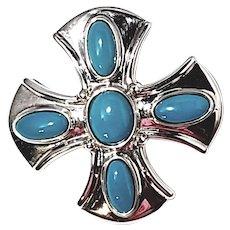 Carolyn Pollack Relios Sterling Silver Pendant Enhancer