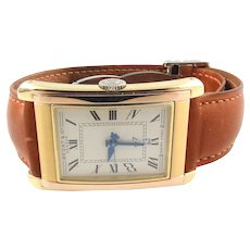 Bedat & Co. No 7 18K Yellow White and Rose Gold Men's Watch Rose Roman Dial Automatic w/ Box and Papers