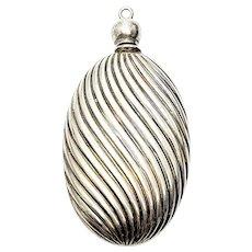 Vintage Tiffany & Co Sterling Silver Perfume Bottle