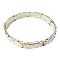 Vintage Tiffany & Co Sterling Silver Metropolis Bracelet